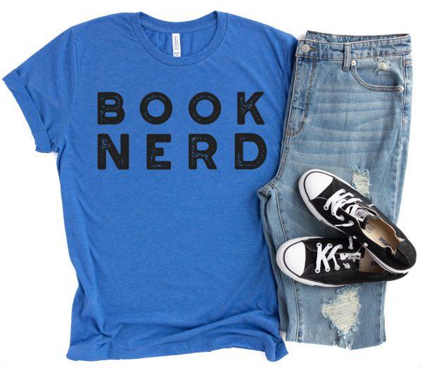 book nerd shirts