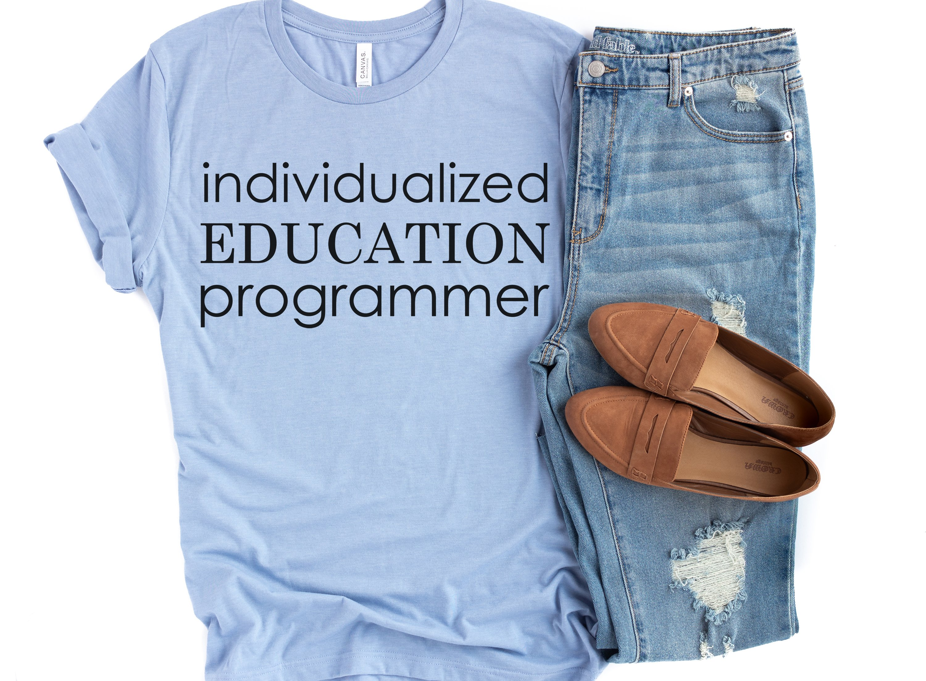 special ed shirts