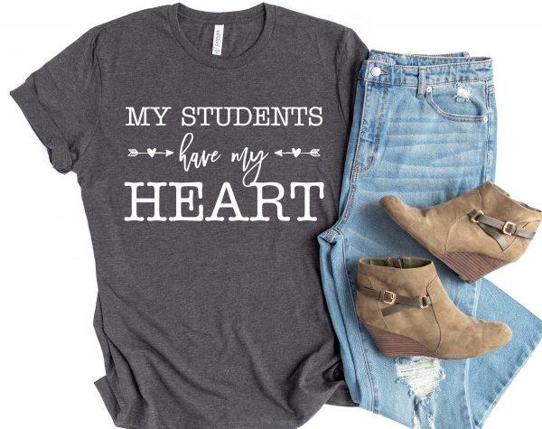 teacher valentine shirts