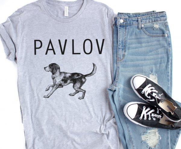 Pavlov shirt