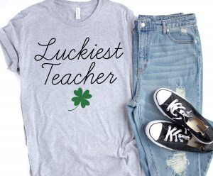 St Patricks Day Teacher Shirt