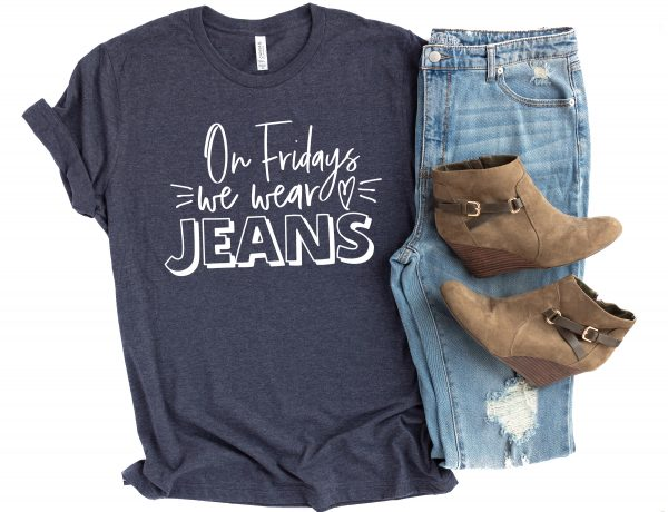 casual friday shirt for teachers