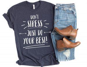 standardized testing shirt for teachers