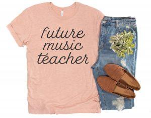 future music teacher