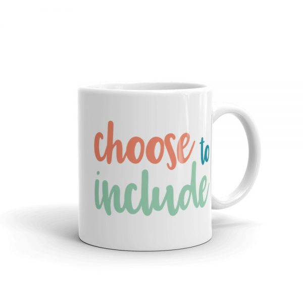 choose to include mug